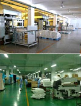 最先端の真空成型・圧空成形技術を採用