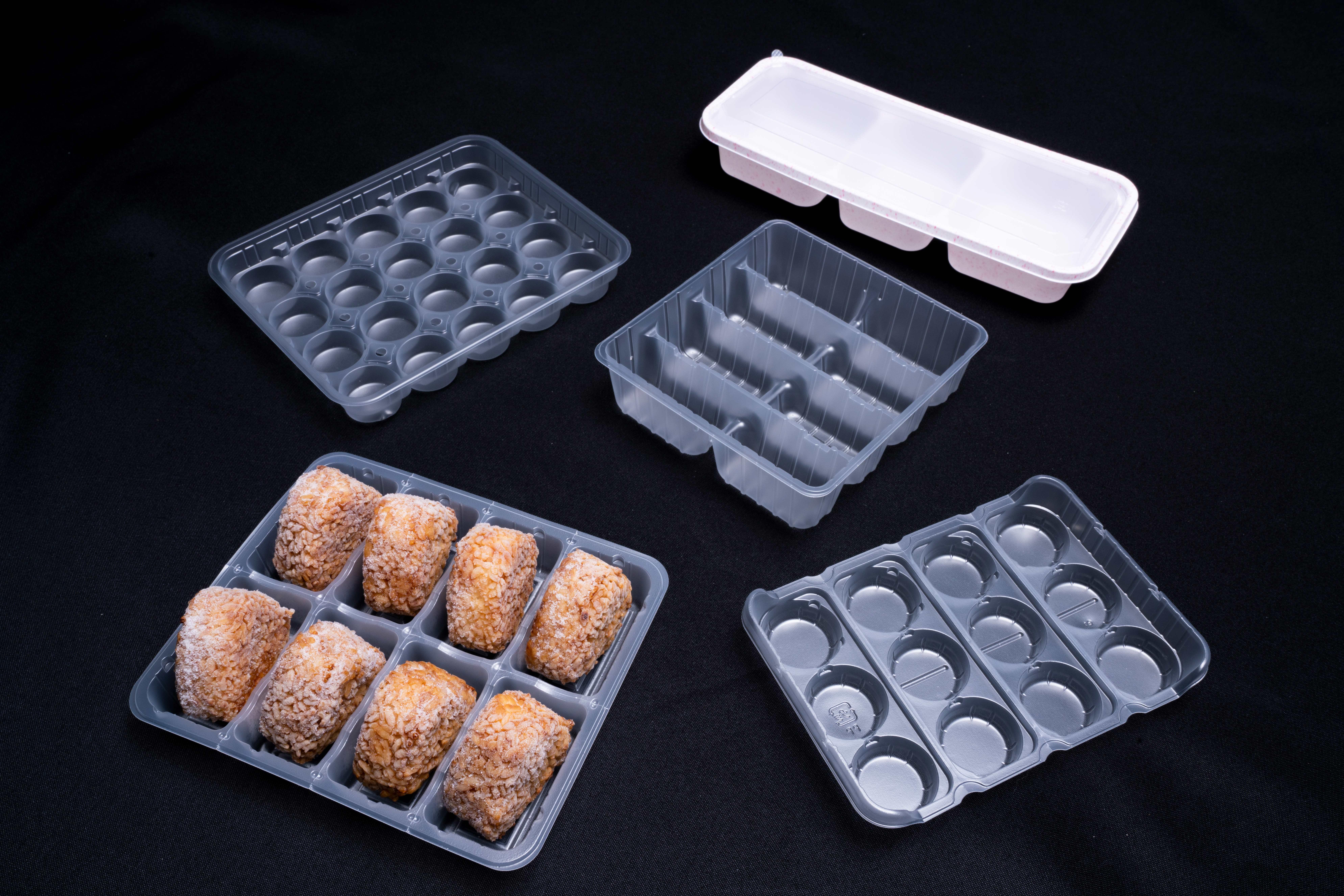 冷凍食品容器